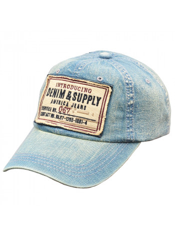 Бейсболка Denim&Supply.